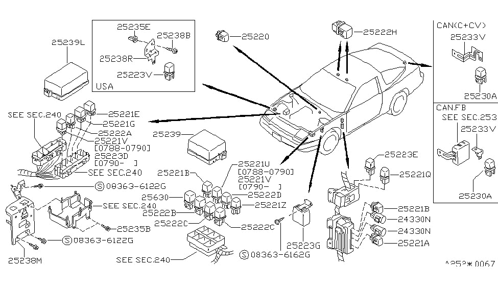 1991 Nissan 240sx Fuel Pump Wiring Diagram - Wiring Diagram