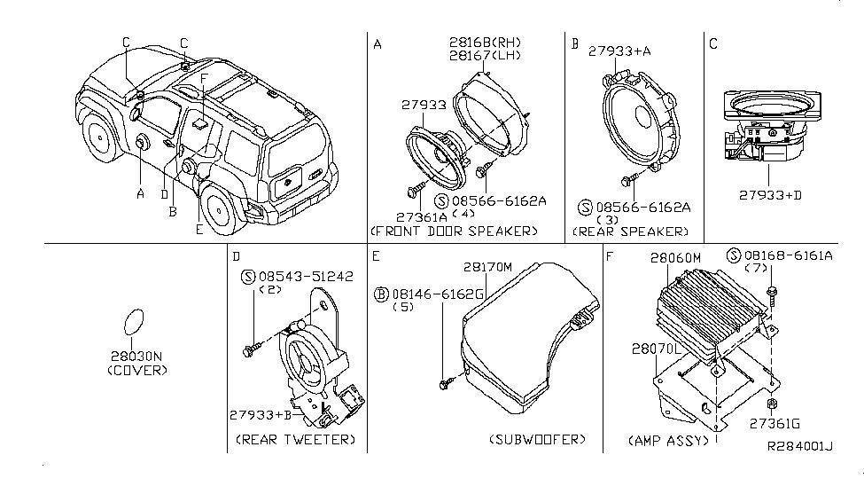 2006 Nissan Xterra Tail Light Wiring Diagram