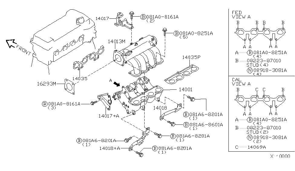 2001 Nissan Sentra Fuel Pump ~ Perfect Nissan