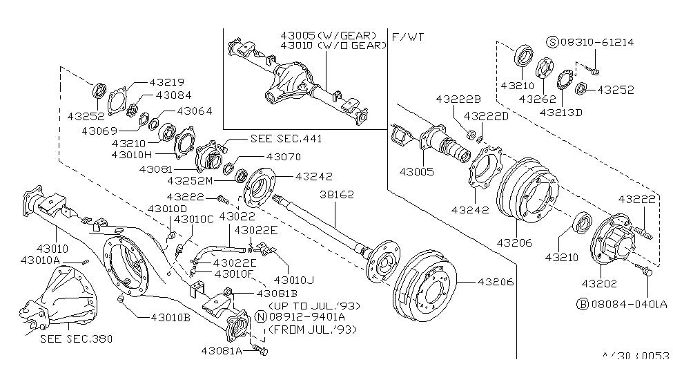 Nissan D21 Suspension ~ Perfect Nissan