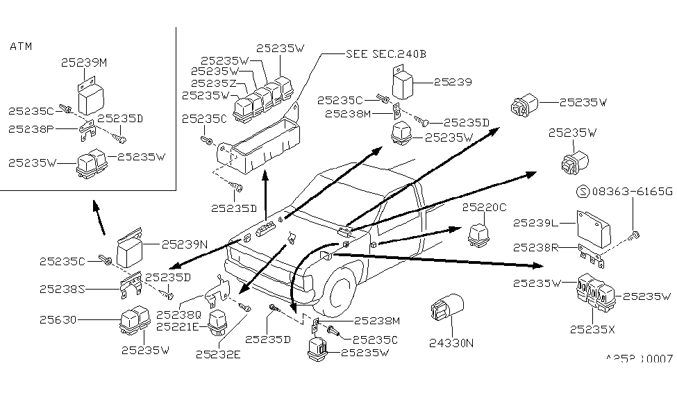 1991 Nissan Pickup Headlight Wiring Diagram Falcon 90cc Atv Wiring Diagram Yjm308 Yenpancane Jeanjaures37 Fr