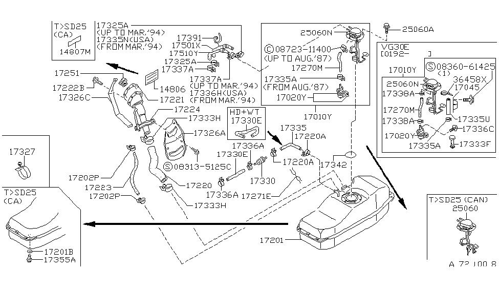Diagram 1991 Nissan Pickup Parts Diagram Full Version Hd Quality Parts Diagram Cw Wiringk Mormilearredamenti It