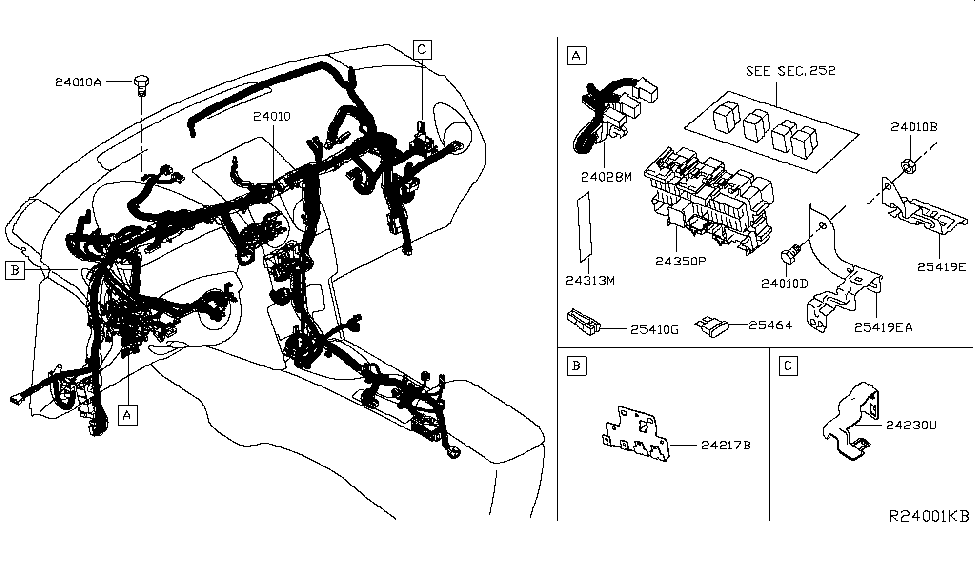 Nissan Rogue User Wiring Diagram 2017