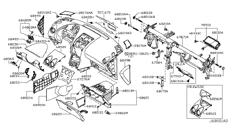 2010 Nissan Rogue Parts Diagram • Wiring Diagram For Free