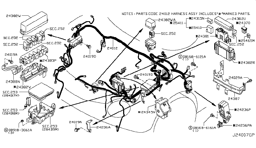 2011 nissan juke wiring nissan parts deal rh nissanpartsdeal com nissan juke wiring diagram pdf nissan juke audio wiring diagram