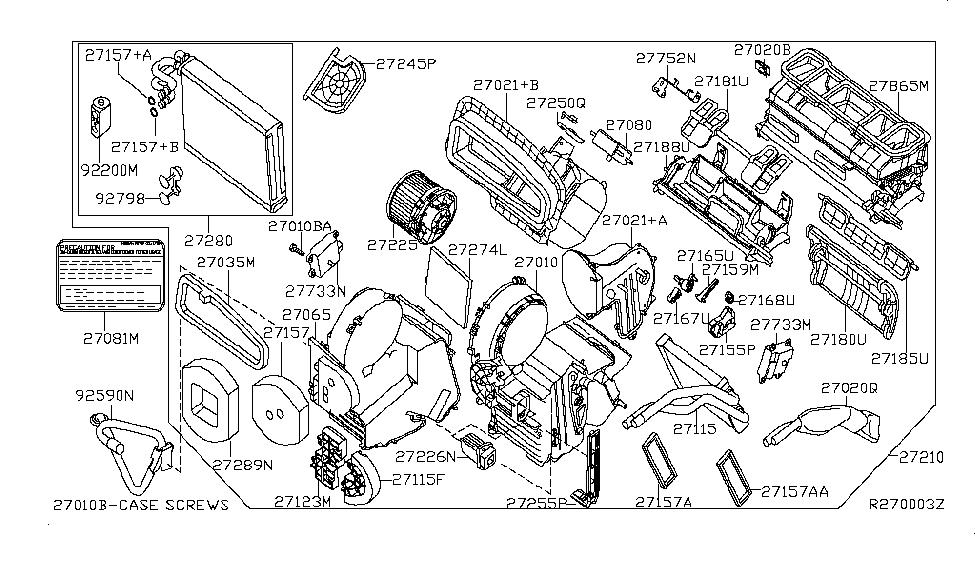 Wiring Diagram: 30 Nissan Sentra Body Parts Diagram