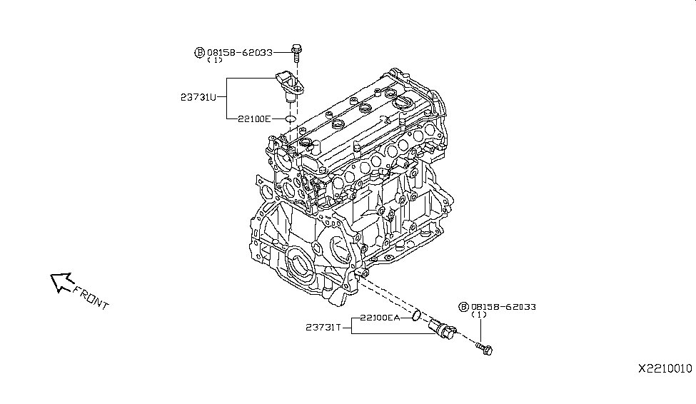 Circuit Electric For Guide: 2007 nissan sentra engine diagram
