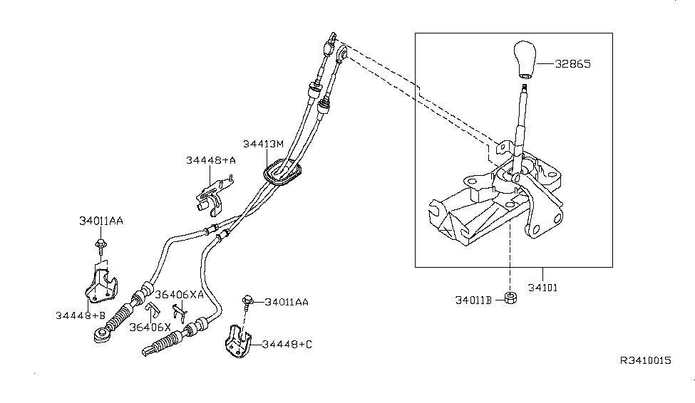 Bestseller: 2008 Nissan Sentra Manual Shifter Assembly