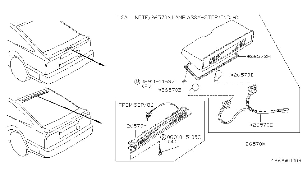 1984 300 Zx Belt Diagram