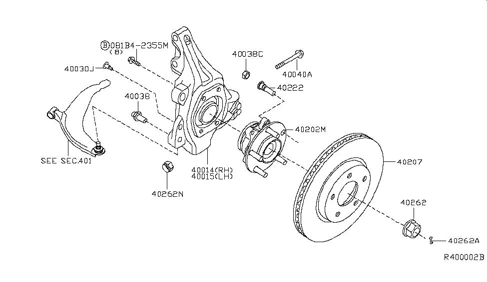 40202 zx00a genuine nissan 40202zx00a hub road wheel