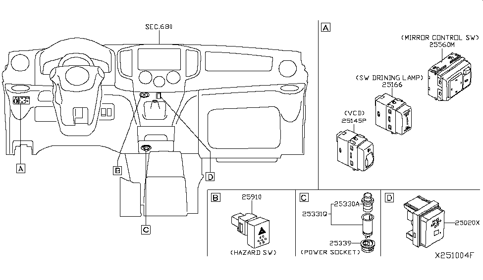 2017 Nv200 Ignition Switch Wiring Diagram