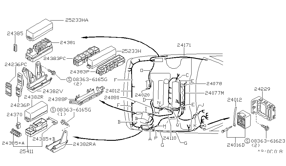1994 Nissan Sentra Wiring - Nissan Parts Deal on nissan diesel conversion, nissan ignition resistor, nissan suspension diagram, nissan electrical diagrams, nissan body diagram, nissan schematic diagram, nissan repair guide, nissan distributor diagram, nissan fuel pump, nissan main fuse, nissan transaxle, nissan repair diagrams, nissan wire harness diagram, nissan fuel system diagram, nissan battery diagram, nissan radiator diagram, nissan ignition key, nissan brakes diagram, nissan chassis diagram, nissan engine diagram,