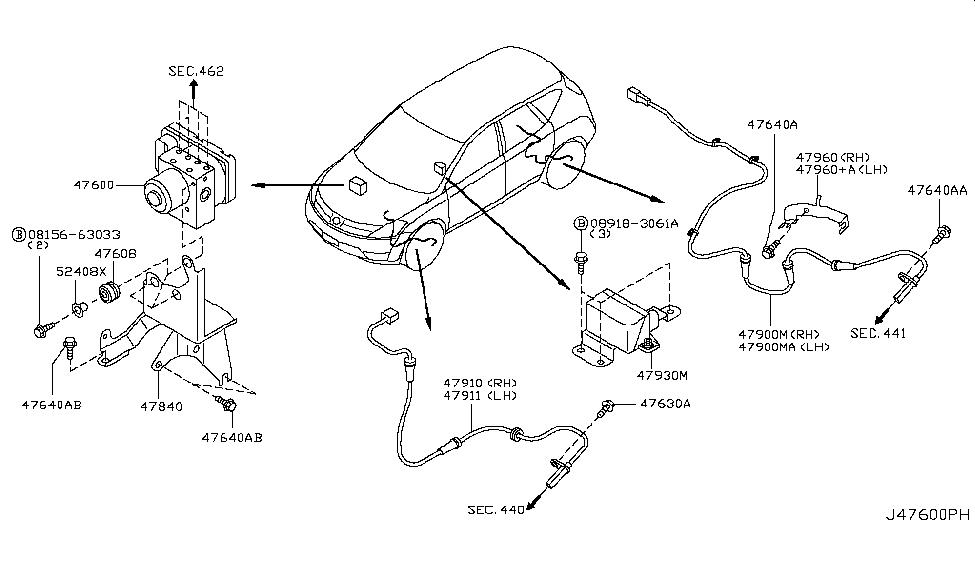 A Diagram Of 2003 Nissan Murano Sl. Nissan. Wiring Diagram