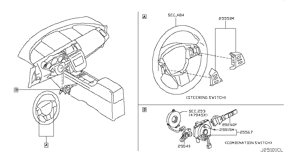 NISSAN MURANO ENGINE DIAGRAM - Auto Electrical Wiring Diagram