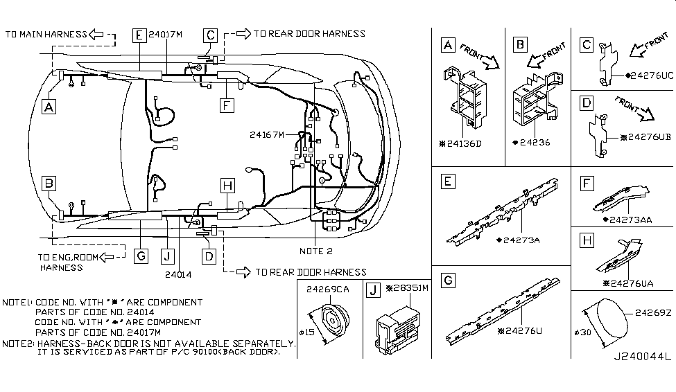 2005 nissan murano wiring nissan parts deal rh nissanpartsdeal com 2009 nissan murano alternator wiring diagram 2006 nissan murano wiring diagram