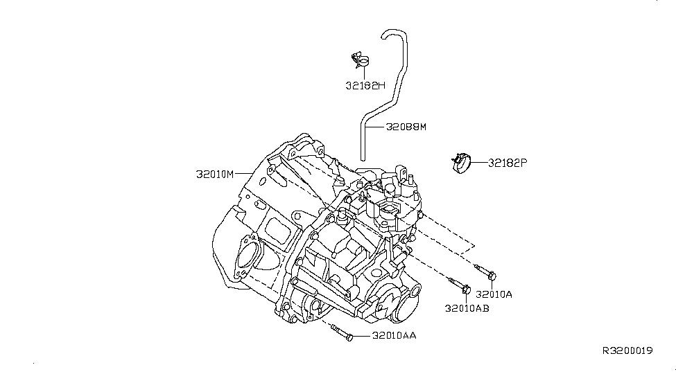 Bestseller  2008 Nissan Sentra Manual Shifter Assembly