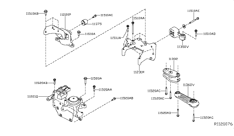 Nissan Rogue Engine Diagram