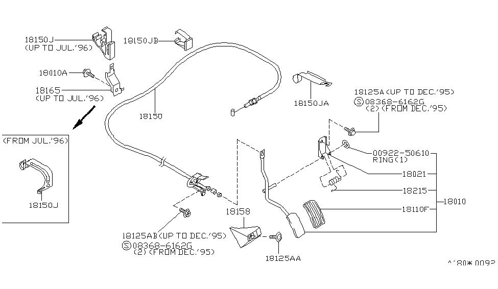 95 Nissan Altima Engine Diagram