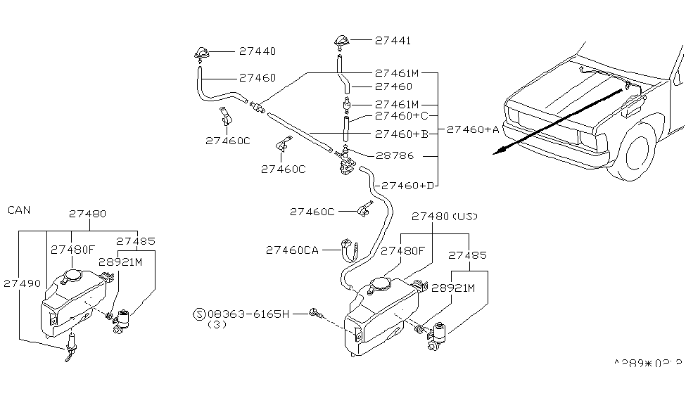 Wiring Diagram For 96 Nissan Xe Pick Up - Complete Wiring ...