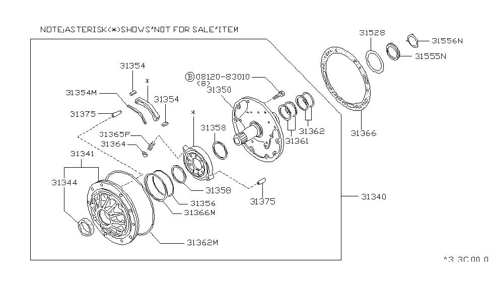 1995 Nissan Pick Up Engine Diagram
