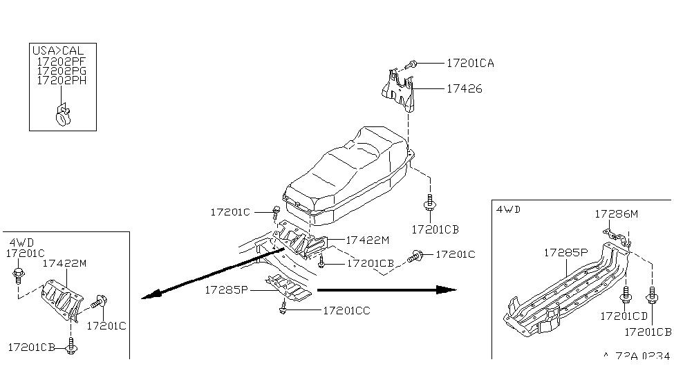 Schön 97 Nissan Pickup Schaltplan Ideen - Elektrische Schaltplan ...