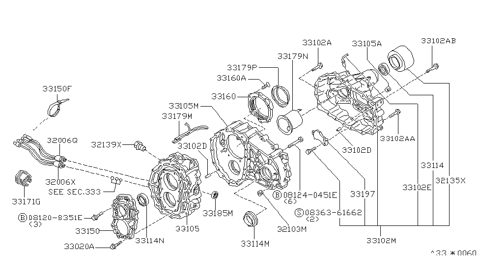 24220 31g00 Genuine Nissan 2422031g00 Clip Wiring Harness
