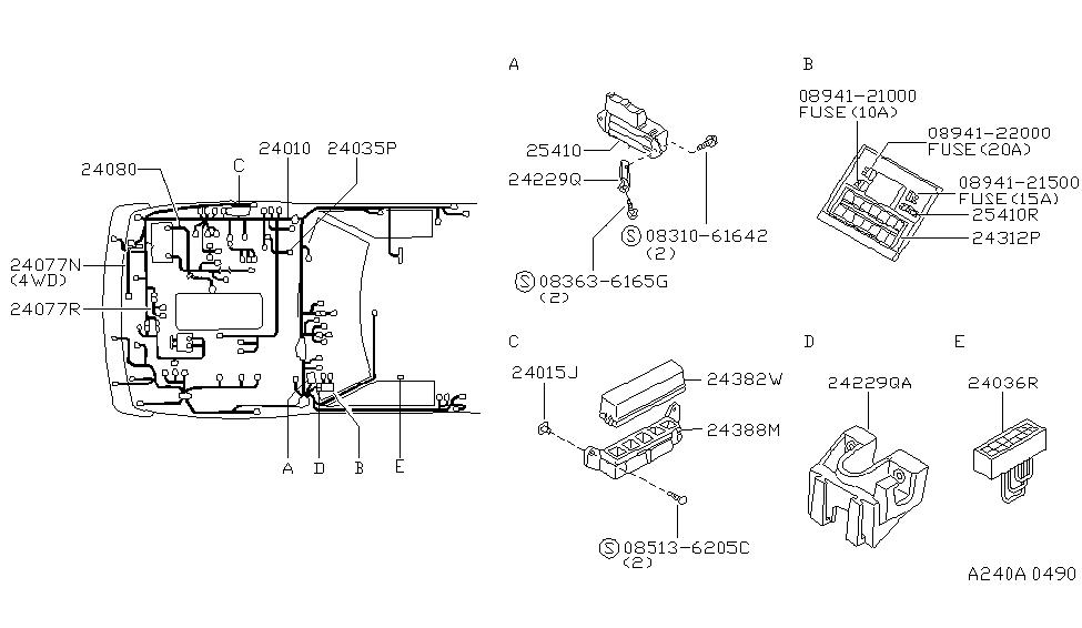 resource?t=d&s=l&r=6CE9DFE15476FA90BEEA70537E25D15CD26B4887D7116797A8FF360C51F62EF9 1996 nissan hardbody pickup (1995 1997) wiring