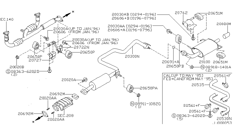 1996 Nissan Maxima Engine Diagram - Wiring Diagram Schemas