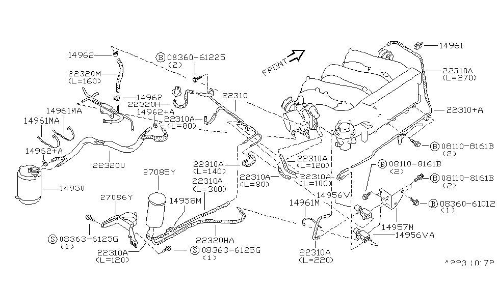 1991 Nissan Maxima Engine Diagram • Wiring Diagram For Free