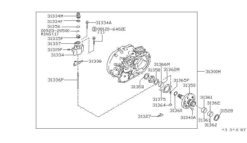 1993 Nissan Maxima Engine Diagram - Wiring Diagram Schema