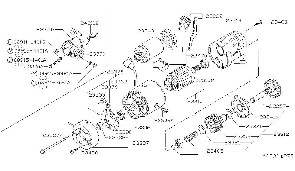 1991 Nissan Maxima Engine Diagram - Wiring Diagram Schema