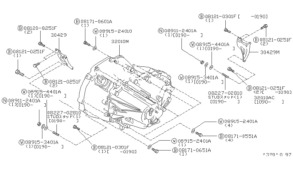 1991 Nissan Maxima Engine Diagram