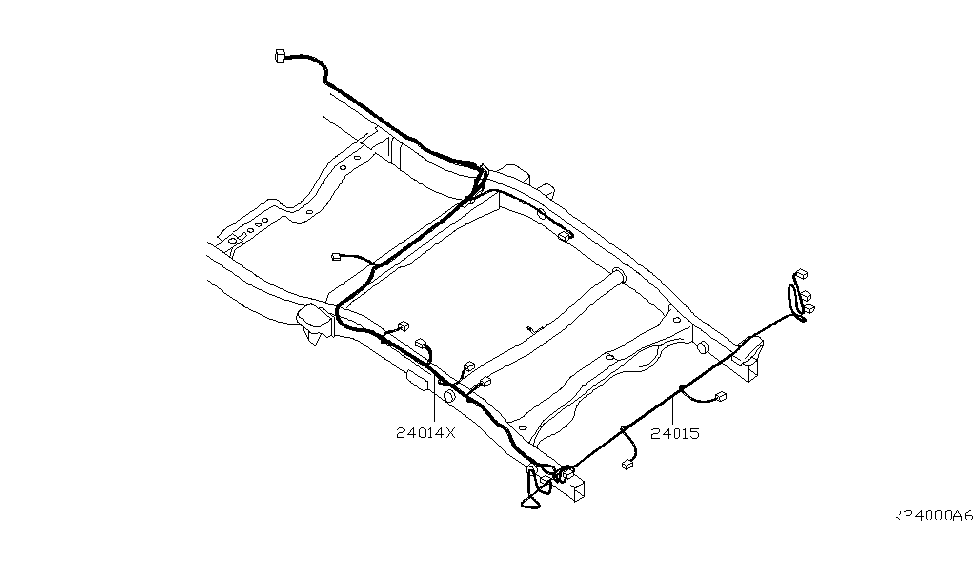 2013 Nissan Frontier Wiring Diagram