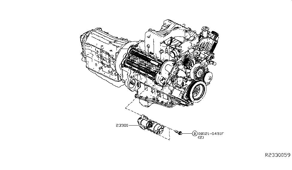 Nissan Titan Starter ~ Perfect Nissan