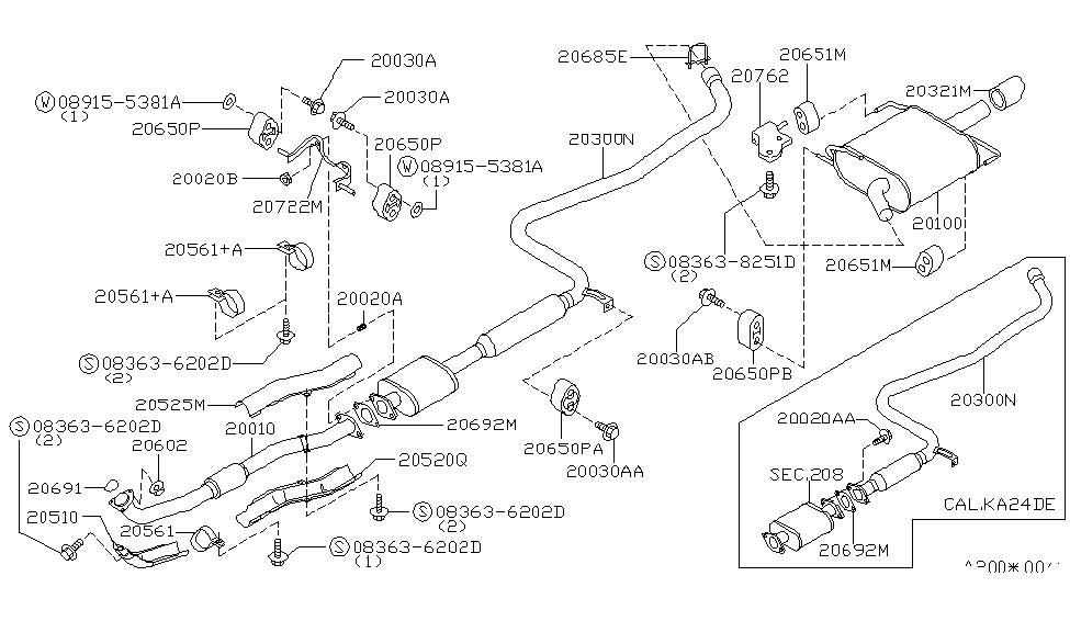1998 Nissan Altima Cooling Fan Wiring Diagram