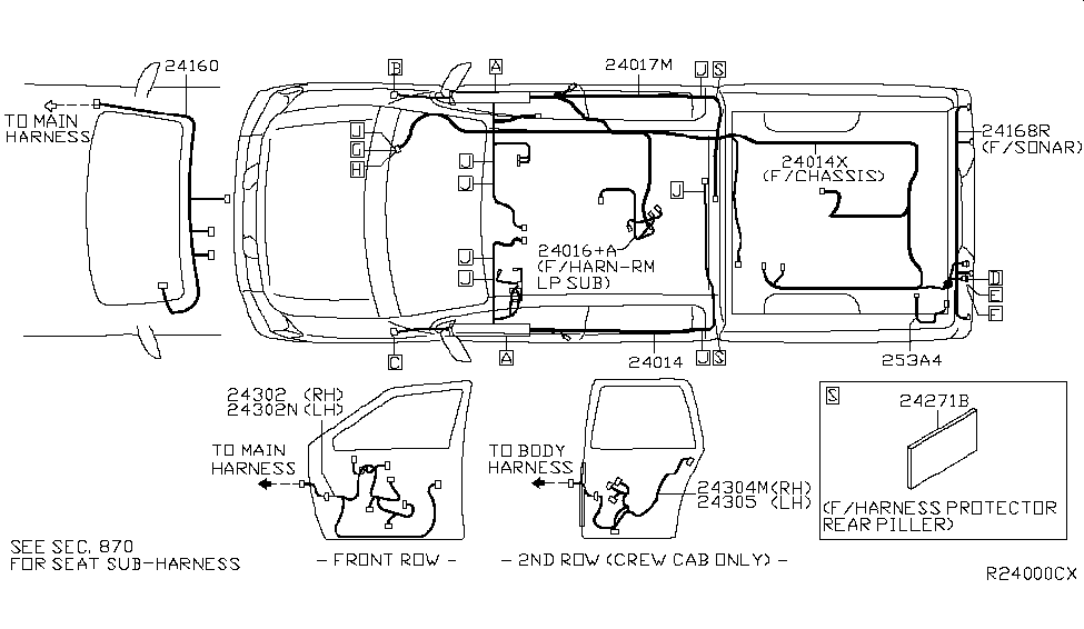 2008 nissan titan wiring nissan parts deal Nissan Titan Wiring-Diagram