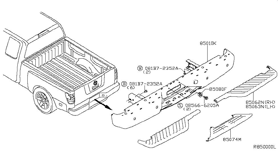 35 2006 Nissan Titan Parts Diagram Wiring Diagram List