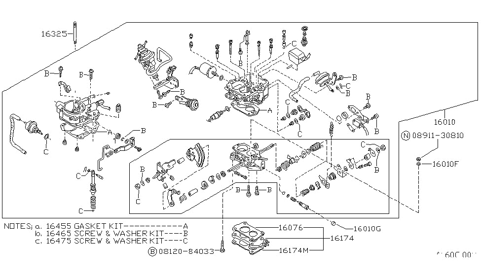 1990 Nissan Sentra Engine Diagram