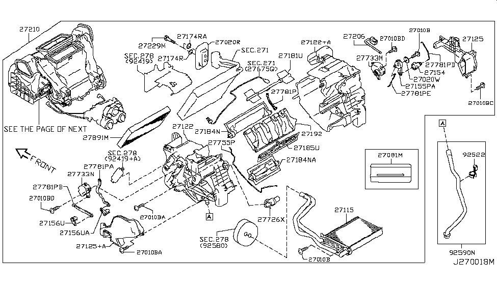 27781 1fc0c genuine nissan 277811fc0c rod rh nissanpartsdeal com  2009 nissan cube engine diagram
