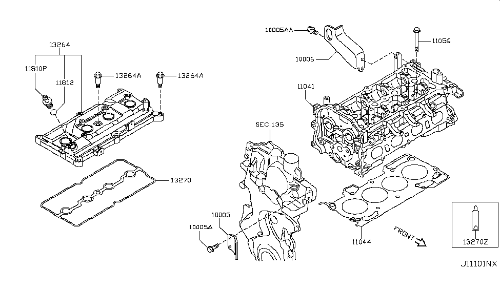 nissan cube 2009 engine diagram