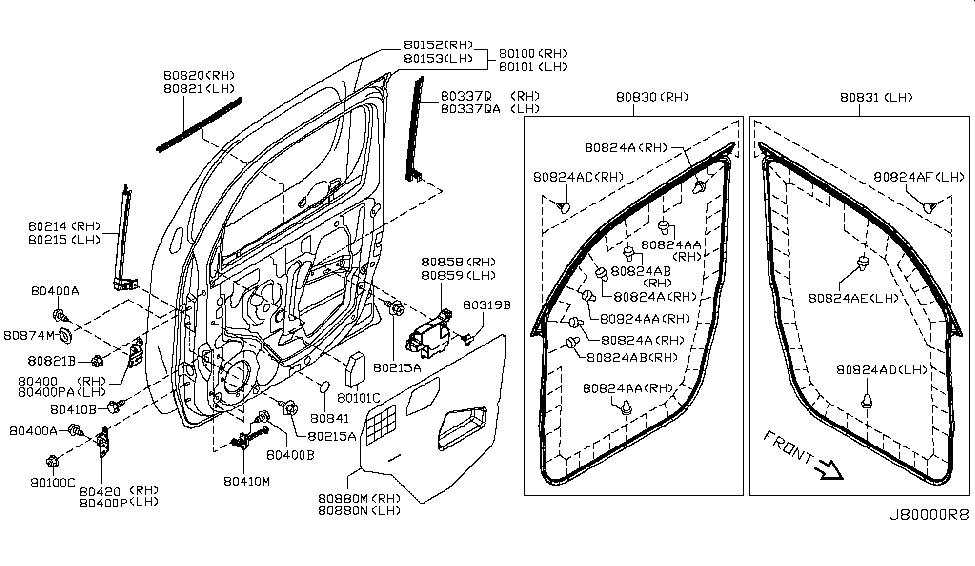 h0153 1fama genuine nissan parts