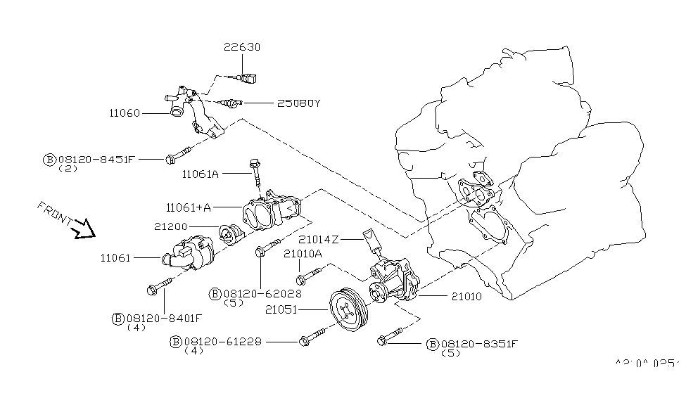 22630-70j00