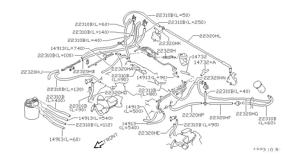 Vacuum Diagram 300 Zx