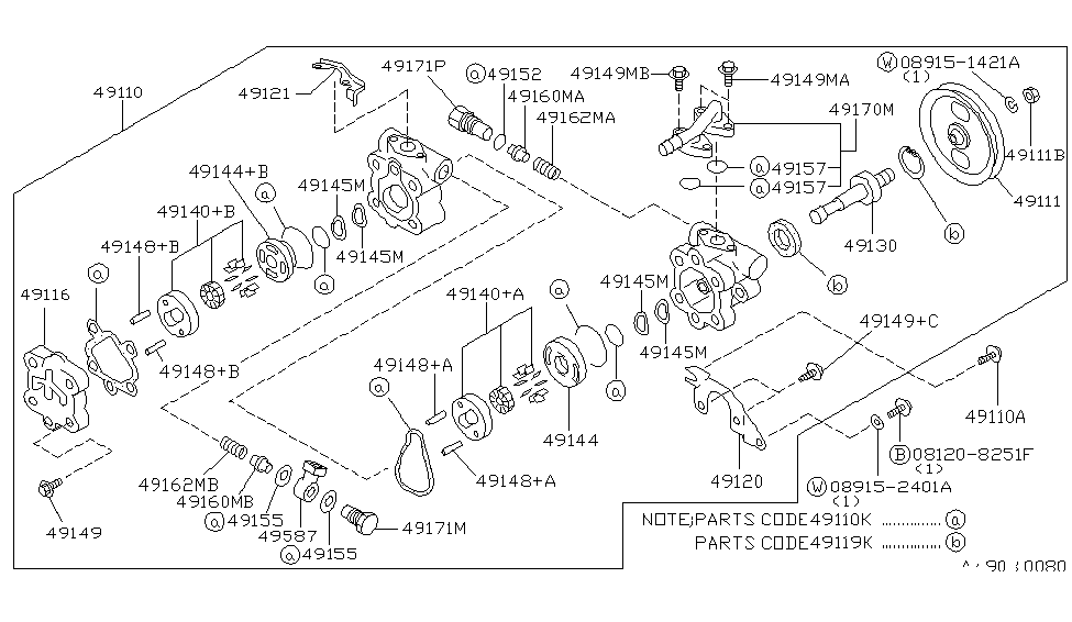 Nissan 49162-26E00