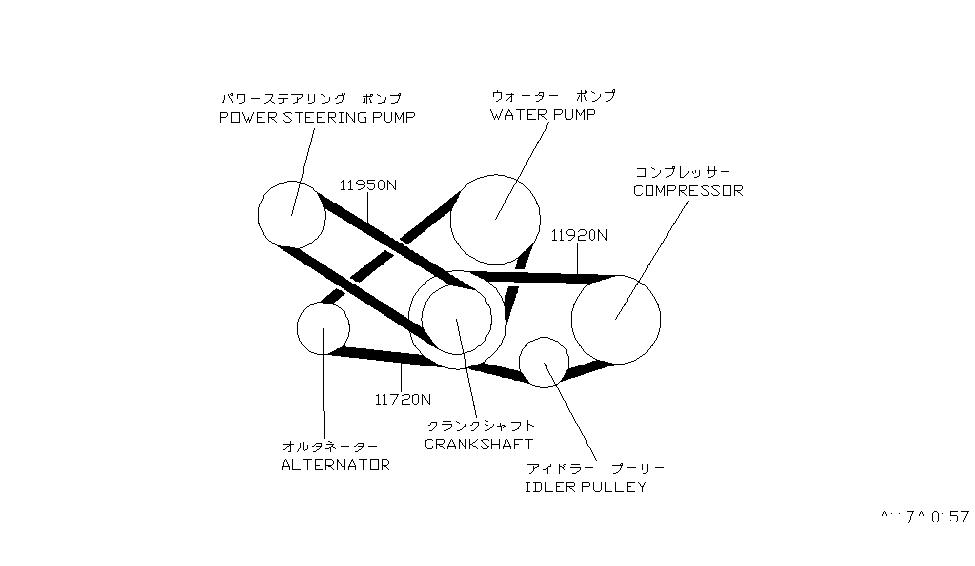 diagram for part no : a172m-67asmvw