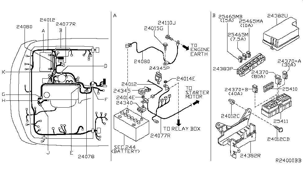 2004 nissan xterra wiring nissan parts deal 2004 Nissan Xterra Wiring-Diagram Headlights