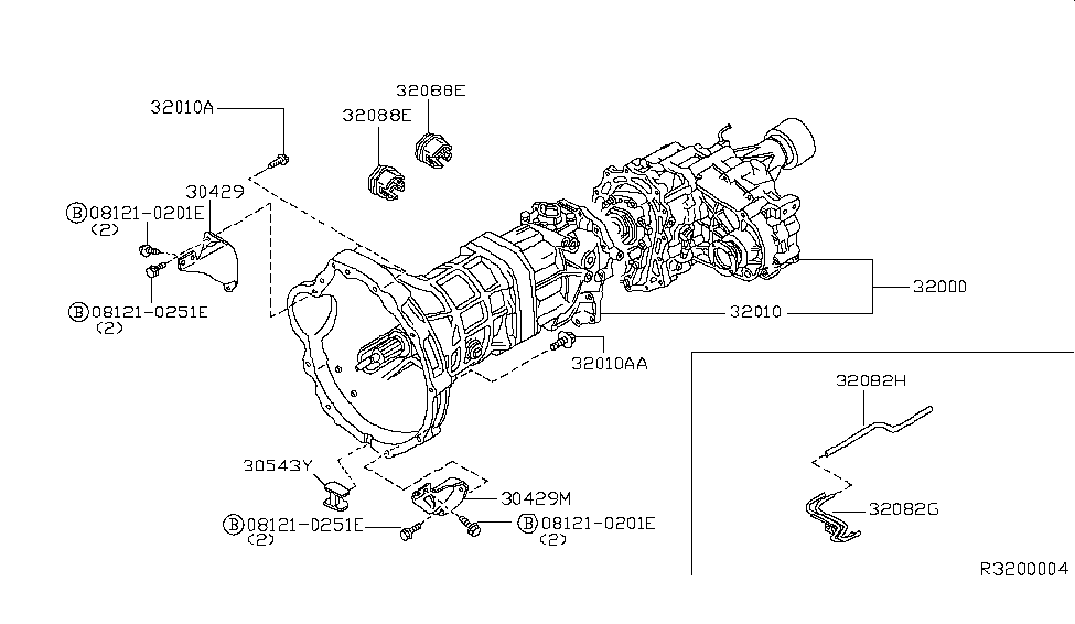 2001 nissan xterra manual transmission transaxle fitting rh nissanpartsdeal com 2001 nissan xterra automatic transmission fluid 2001 nissan xterra automatic transmission fluid