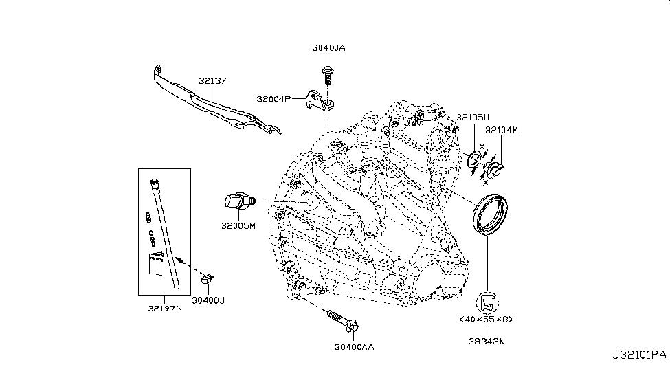 2013 Nissan Sentra Transmission >> 2013 Nissan Sentra Transmission Case Clutch Release