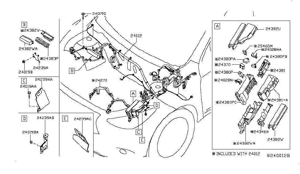 Alternator Wiring Diagram Nissan Pathfinder