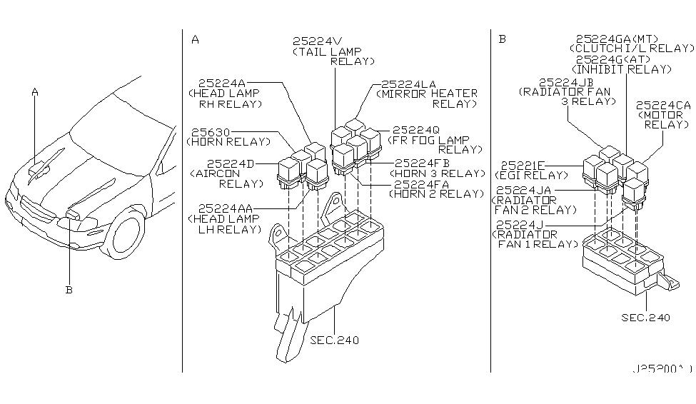 2002 Nissan Maxima Engine Diagram - Cars Wiring Diagram